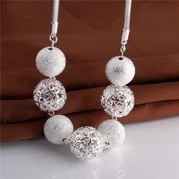 $enCountryForm.capitalKeyWord NZ - 925 necklace women jewelry discount 1071 necklace big plaid item of jewellery