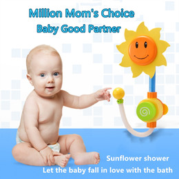 Baby Children Non Toxic Bath Toys Spray Bathing Room Shower Accessories Funny Lovely Bathtub Toy Gift For Kids