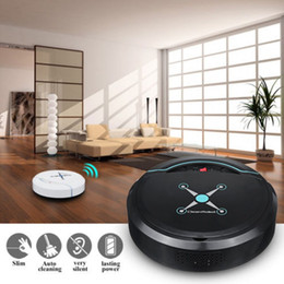 Smart Hair Australia - Rechargeable Automatic Cleaning Robot Smart Sweeping Robot Vacuum Floor Dirt Dust Hair Cleaner Home Sweeping Machine Sweeper