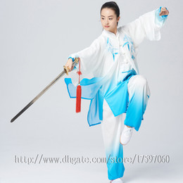 $enCountryForm.capitalKeyWord Canada - Chinese Tai chi clothes Kungfu uniform Taijiquan garment Qigong outfit embroidered kimono for women men girl boy children adults kids