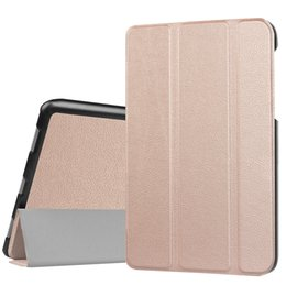 asus fonepad tablet NZ - Smart Cover PU Leather Case for Asus Zenpad 3S 10 Z500M Tablet Funda Cases with Auto Sleep Wake UP Function+Stylus