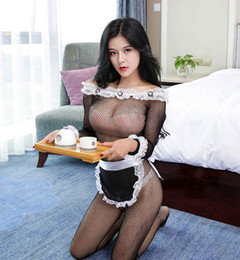 $enCountryForm.capitalKeyWord Canada - Sexy Maid Clothes Lolita Maid Outfit Black Lace Hot Sexy Lady Uniform temptation sexy costumes porn Adult Sex Games erotic