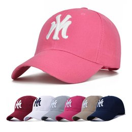 Chinese  NY baseball cap summer mesh hats black adult unisex casual baseball caps adjustable cap snapback caps outdoors breathable hats manufacturers