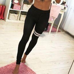 $enCountryForm.capitalKeyWord NZ - 2017 Fitness Yoga Sports Leggings For Womens Yoga Workout Gym Leggings Fitness Sports Trouser Athletic Pants