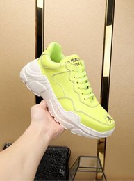 Green Women Shoes Ribbon Lace Australia - xiuchun852 green Fruit breathable sneakers 2022 Men Moccasins Loafers Lace Ups Monk Straps Boots Drivers Real leather Sneakers Shoes