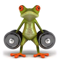 $enCountryForm.capitalKeyWord UK - Sailnovo 19cm x 20cm Funny Car Stickers Vinyl 3D Frogs Funny Car Stickers Styling New Decal Sticker Decoration