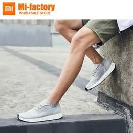 $enCountryForm.capitalKeyWord NZ - New Xiaomi ULEEMARK Men Shoes E-TPU Sole Lightweight Breathable Casual Footwear Flexible Sports Shoes Breathable Anti-skid