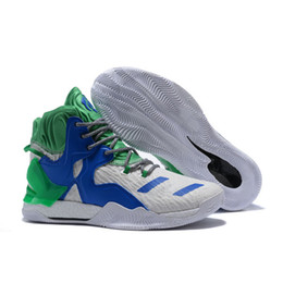 a7a195b937d2 2018 New Colors D Rose 7 Low Englewood Boost Men Basketball Shoes Derrick  Oreo BHM Bruce 7s Outdoor Sports Training Sneakers Shoes