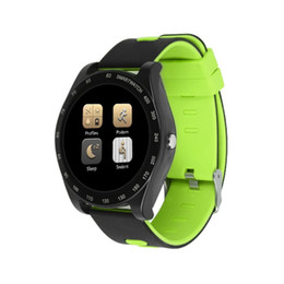 Chinese  Z1 Smart Watch Message Push Call Bluetooth Alarm Clock Camera Support SIM TF Card Sleep Monitor Pedometer Sport Wrist Watch manufacturers