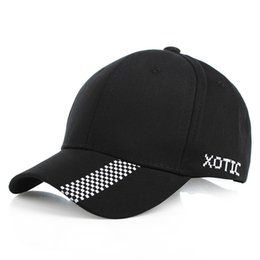 $enCountryForm.capitalKeyWord UK - 2018 Top Fashion White China Supplier Wholesale Casual Fashion Adjustable Embroidery Letter Men Women Youth New Spring Summer Baseball Cap