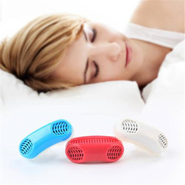 $enCountryForm.capitalKeyWord NZ - Silicone Anti Snore Nose Stop Snoring Nasal Dilators Night Sleeping Tool Mini Snoring Device Anti Snore YW239BE YW239RE YW239WH
