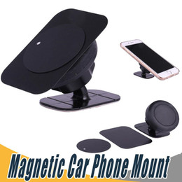 $enCountryForm.capitalKeyWord NZ - Magnetic Phone Holder Tack Mount Magnets for Car Kitchen Bedside Bathroom Stick On Dash Mount with Sticky Adhesive for Phones GPS Units