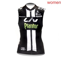 Bicycles Sale Australia - Hot Sale team LIV cycling jersey women sleeveless summer vest racing bike clothing Quick Dry road Bicycle Shirt 60503