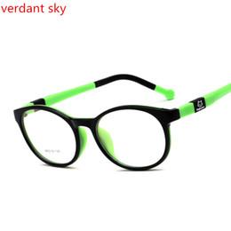 e30a16d0a9 8 Fotos Anteojos recetados niños online-Estudiante de silicona flexible  Gafas Montura Niños Miopía Gafas graduadas Óptica
