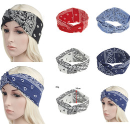$enCountryForm.capitalKeyWord Australia - New women Soft Wide Headband Bow Boho bohemian Head Wrap yoga sport hair band Dance Headband JLE125