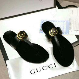 3b2c14725c94 AAA High quality luxury brand designer Flip flop ladies summer rubber  sandals beach slip fashion wear slippers indoor shoes size 35-41 euro