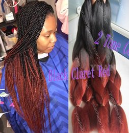Discount braided hair extensions styles 2018 braided hair discount braided hair extensions styles 2018 new style fashion wearing crochet braids 20in ombre jumbo braids pmusecretfo Image collections