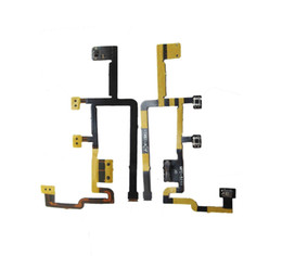 China Brand New OEM Power Button On Off Volume Control Flex Cable for iPad 2 3 4 5 Air Mini 2 3 4 High Quality cheap off button suppliers