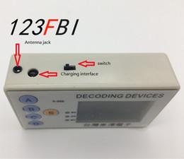 $enCountryForm.capitalKeyWord NZ - Remote Controller Decoder with Clone 4 in1 Custom 433MHZ 5000m Distance Scan Launch Unlock Locked Find Car Code reader and scanner