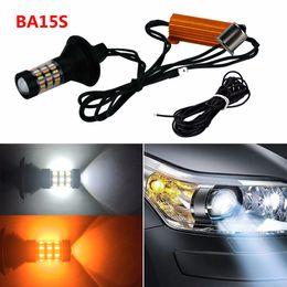 $enCountryForm.capitalKeyWord NZ - 1156 4014 LED 60SMD Car Turn Signal Light 7506 Daytime Running Bulb 12V BA15S P21W Reverse Lamp 1003 1141 Tail Light White Amber