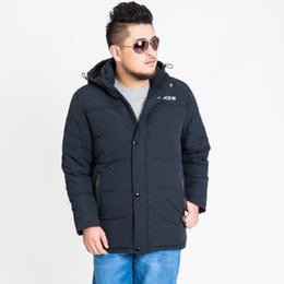 China 2017 new arrival Men's outerwear super large down jacket giant person 180cm bust casual plus size XL-10XL11XL12XL13XL 168 supplier white busts suppliers