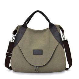 09bf954467 Women Messenger Bag Canvas Zipper Handbag Travel Casual Crossbody Shoulder  Bags Best Sale-WT