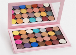 One Palette Australia - Hot brand one open palette Empty large palette 28 single shadows shimmer matte and satin shadows DHL free shipping