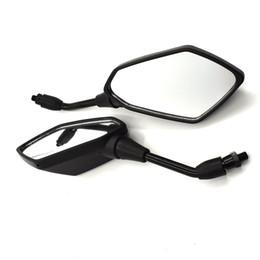 $enCountryForm.capitalKeyWord UK - FOR Motorcycle Bike Rearview Mirror Side Mirror CNC Aluminum Black Moto Rearview Side Mirror For Honda CBR900 CBR919 CBR929 CBR9