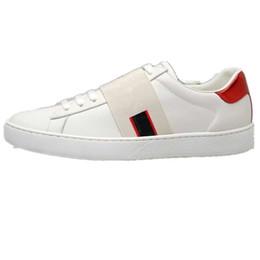 Scarpe da ginnastica bianca online-scarpe da donna di moda uomo di lusso con  strisce f516b2e59a6