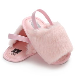 $enCountryForm.capitalKeyWord Australia - Infant Toddler Baby Girls Sandals Girl Soft Sole Shoes Casual Prewalker 2018 Cute Casual