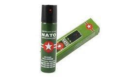 Горячие продать новый 2 шт./лот НАТО CS-GAS 60 мл перец духи спрей секс маньяк Мужчины Женщины безопасности самообороны бесплатная доставка