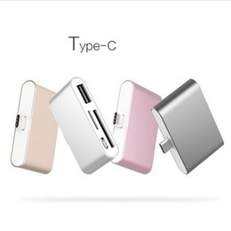 Discount tf memory - 4 Color USB 3.0 3.1 Type C Card Reader High Quality Mini Adapter For Xiaomi Type-C Android Phones TF Memory Card