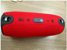 Venta al por mayor de 2018 nuevo altavoz inalámbrico Bluetooth Subwoofer portátil al aire libre Mini altavoz fabricante al por mayor