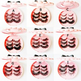 $enCountryForm.capitalKeyWord NZ - 3 pairs a set Mink Lashes Eyelashes False Eyelashes mink Strip Lashes Cruelty Free Korean Mink Lashes cruelty free natural false lash mixed