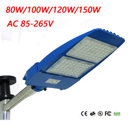 pole lighting 2019 - Outdoor lighting high-pole led steet light 80W 100W 120W 150W led floodlight road lighting pick arm lights street lights
