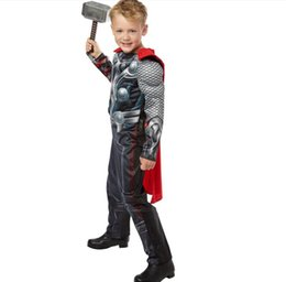 $enCountryForm.capitalKeyWord NZ - arnival costume CaGiPlay Rushed The Avengers Thor Classic Muscle cosplay dress Child boys Halloween carnival Costumes Kids fantasia fancy...