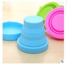 $enCountryForm.capitalKeyWord Australia - Wholesale-OP-Diy plastic Foldable travel traveller cup meal cup, can be fold up free shipping