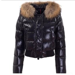 Cheap women s hooded jaCket online shopping - 2018 New Hot Sale Women s Alpes Quilted Down Parka Winter Jacket Arctic Parka Top Copy Brand Luxury CHeap With Price