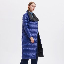 $enCountryForm.capitalKeyWord UK - Europe 2018 Winter Women Medium long Down jacket Fashion Female Solid color Down coat womens Coats Warm casual Outerwear w265
