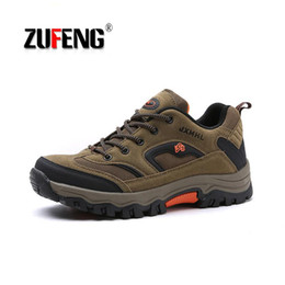 eb43c7ad03ed High Quality Unisex Hiking Shoes New Autumn Winter Brand Outdoor Mens Sport  Cool Trekking Mountain Woman Climbing Athletic Shoes