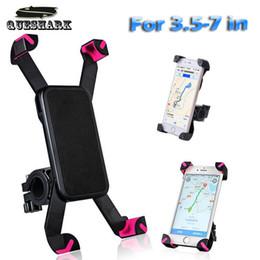 Универсальный велосипед телефон держатель руль клип стенд для iPhone 8 7 5 SE кронштейн велосипед телефон держатель для Samsung S8 S7