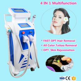 laser ship 2019 - Free shipping IPL laser RF skin lifting machine acne spot freckle vascular removal wrinkle removal machine clinic salon