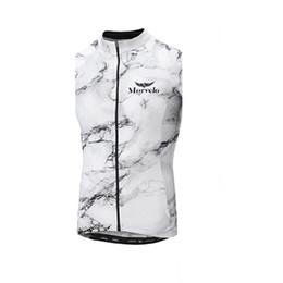 $enCountryForm.capitalKeyWord UK - Morvelo team Cycling Sleeveless jersey Vest Summer Breathable Quick Dry Mtb Bike Clothes racing shirts Sports wear U62714