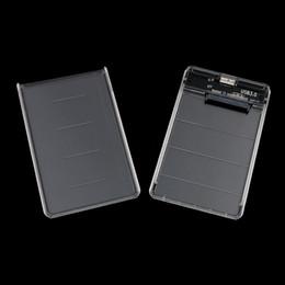 "Discount hdd sata 2tb - kebidu 5Gbps 2.5"" USB 3.0 SATA Hd Box HDD Hard Disk Drive External HDD Enclosure Transparent Case Tool Support 2TB"
