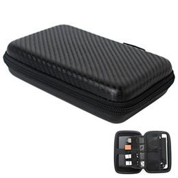 $enCountryForm.capitalKeyWord UK - VONETS Waterproof Press-resistant PU EVA U Disk SD Memory Card Power Bank Hard Disk Electronic Accessories Carrying Case Bag