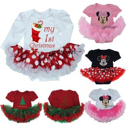 $enCountryForm.capitalKeyWord NZ - 2018 New Baby One-Piece Rompers Dress Baby Girl's Outfit Tutu Dresses Lovely Princess Tutu Lace Jumpsuits for Kids