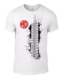 Discount car letter badges MG ZR TF Badge Unisex T-shirt gift present birthday Midget Car