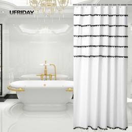 White Polyester Shower Curtain Online | White Polyester Shower ...