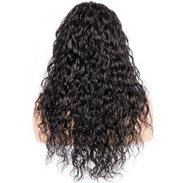 China Natural Curly 360 lace wig Malaysian Virgin Remy Human Hair Pre Plucked Hair Line Lace front Wig with Baby Hair130% density supplier indian wigs hair line suppliers