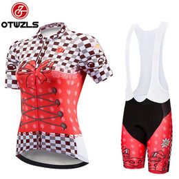 $enCountryForm.capitalKeyWord Canada - Summer cycling jersey sets womens pro team cycling clothing short sleeve mtb jersey kits cycling bib shorts conjunto ciclismo